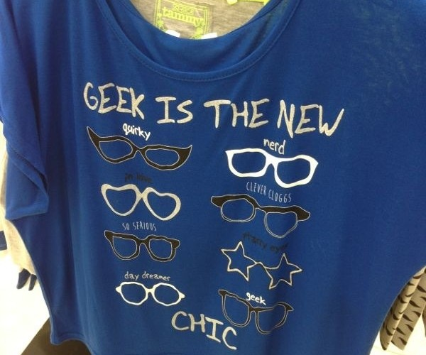M&S Glasses T-Shirt