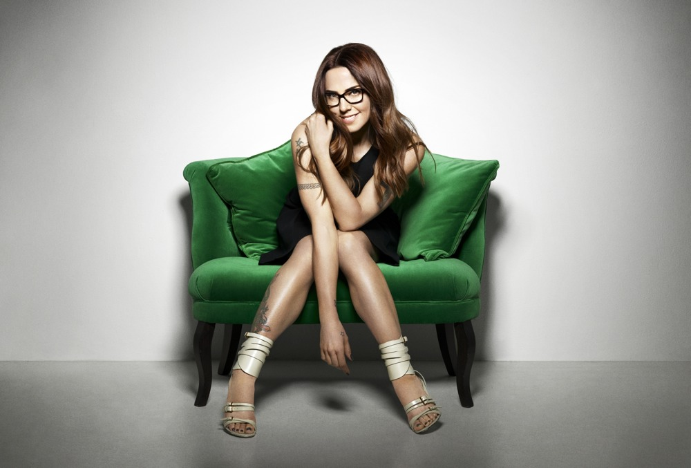 Mel C for Specsavers 2013