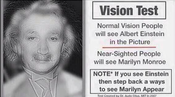 Test your vision
