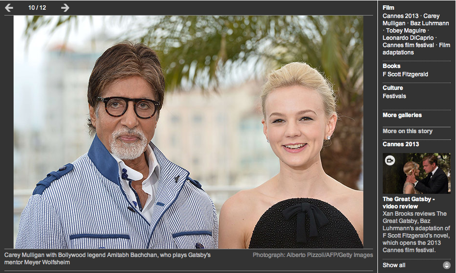 Cannes Film Festival-photo from guardian.co.uk