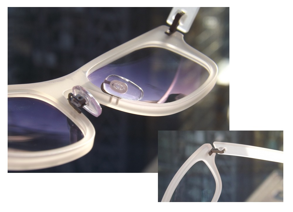 Frosted Hi-Tech Osiris Eyewear