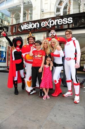 Vision Express Superhero
