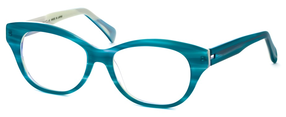 Bevel Eyewear Blue Frame 3647TL