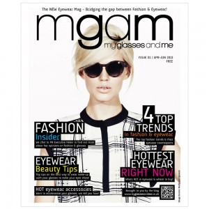 MGAM - MyGlassesAndMe Magazine Issue 1