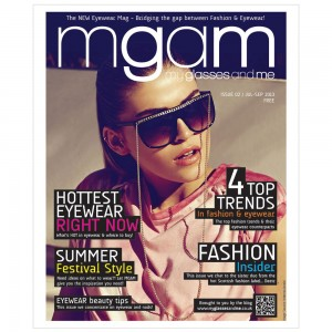 MGAM - MyGlassesAndMe Magazine Issue 2