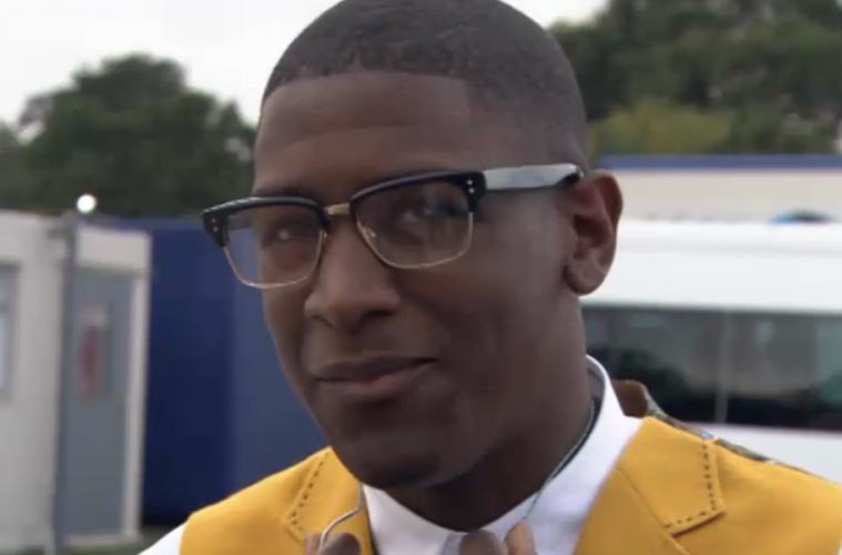 Labrinth at V Festival 2013