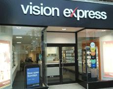 Vision Express Ashford Store