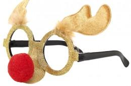 accessorize Rudolph Glasses