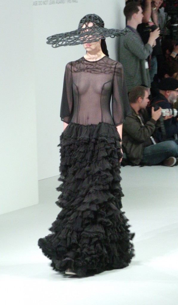London Fashion Week- John Rocha SS14