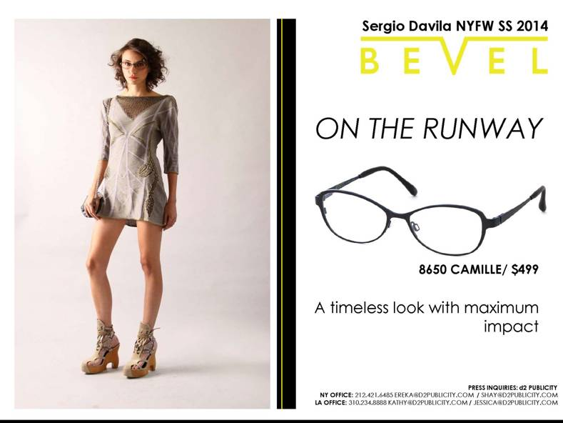 New York Fashion Week -Sergio Davila