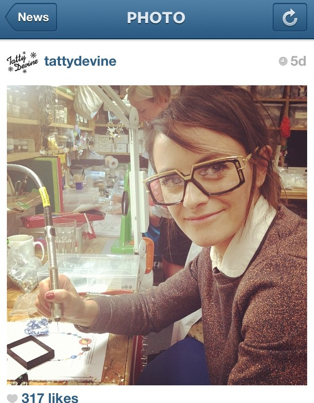 Thank You to Tatty DevineThank You to Tatty Devine