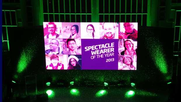 Specsavers Spectacle Wearer of the Year Awards