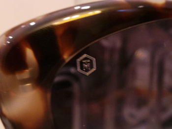 Taylor Morris Eyewear Lens Close Up