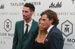 Taylor Morris Eyewear Launch