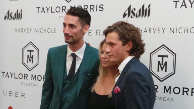 Taylor Morris Eyewear Launch