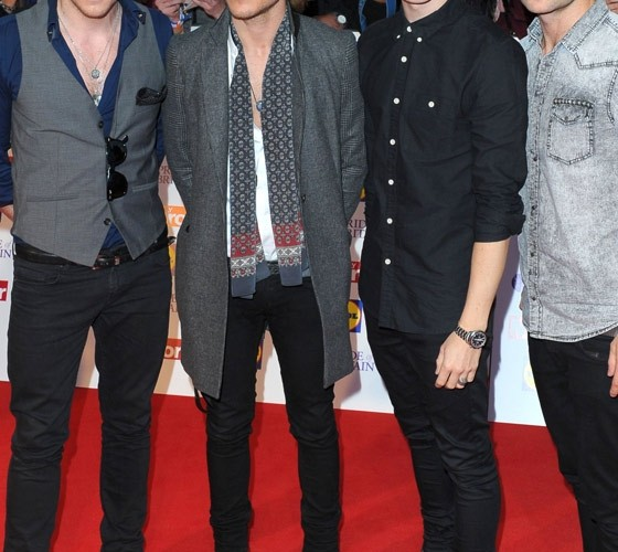 McFly at Pride Of Britain Award Photo from Look.co.uk