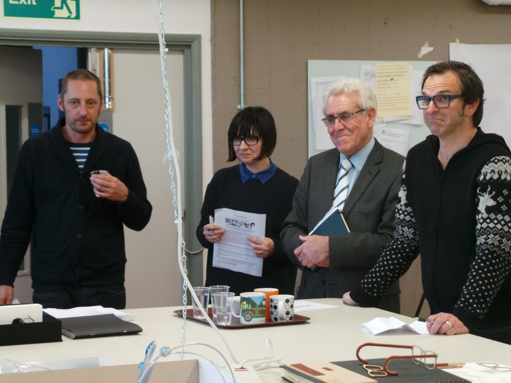 100% Optical Design Competition Judges