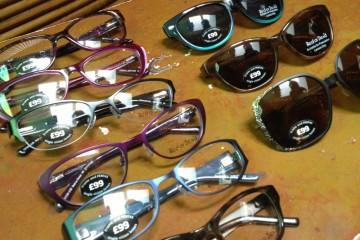 RedOrDead Glasses and Sunglasses