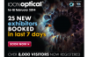 Under 1 month until 100% Optical