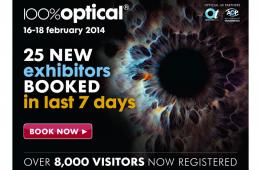 Under 1 month until 100% Optical