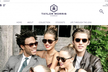 Taylor Morris at 100% Optical