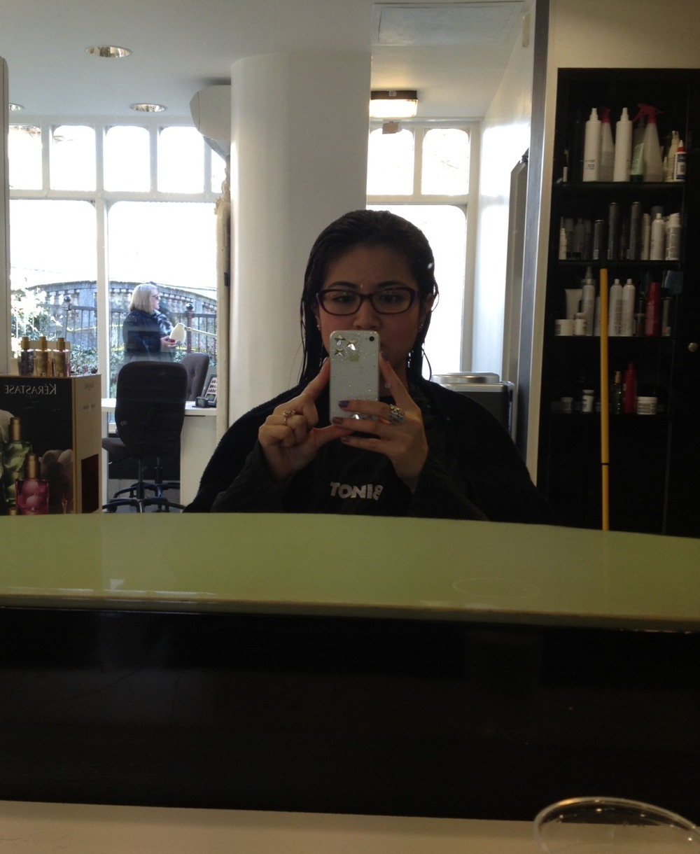 Hair Cut at Toni & Guy