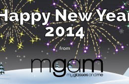 Happy New Year 2014 from MGAM
