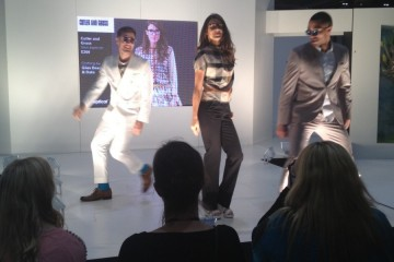 First 100% Optical Fashion Show