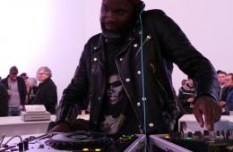 Gary Powell DJs 100% Optical 2014