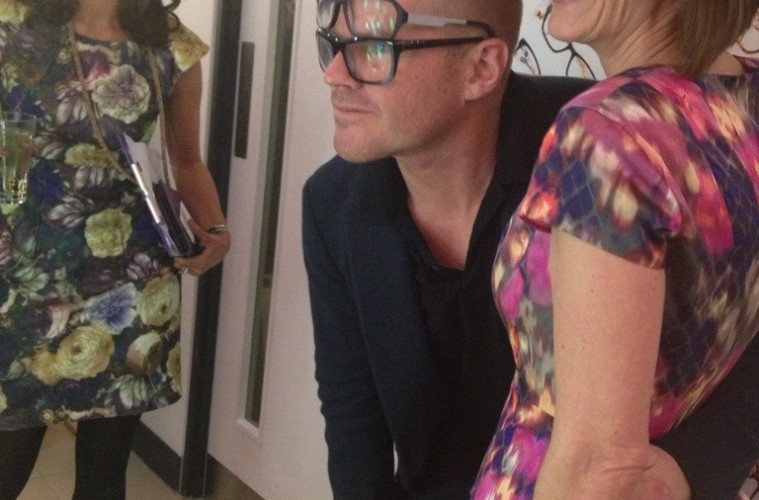 444808250b Heston Blumenthal Launches His Second Collection for Vision Express ...