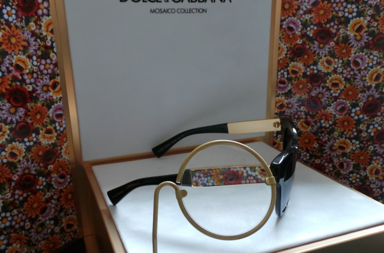 D&G Mosaco Sunglasses