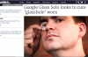 Google Glasses Solo