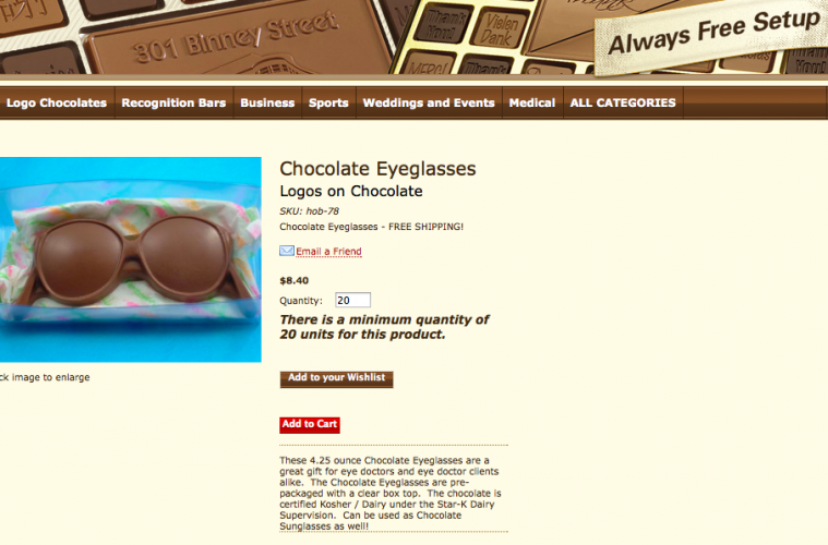 Image from logosonchocolate.com