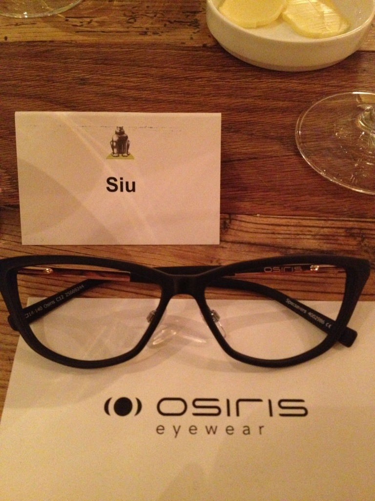 Osiris Eyewear 2014 Launch