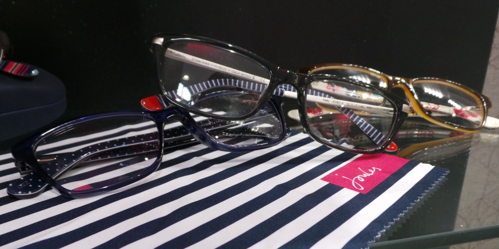 Joules Eyewear Launch
