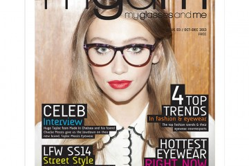 MGAM - MyGlassesAndMe Magazine Issue 3