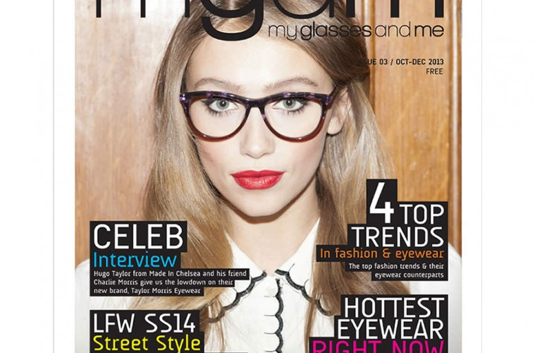 MGAM - MyGlassesAndMe Magazine Issue 3