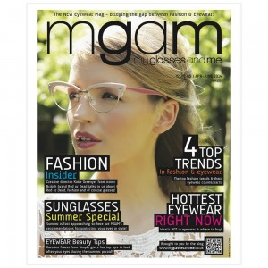 MGAM - MyGlassesAndMe Magazine Issue 5