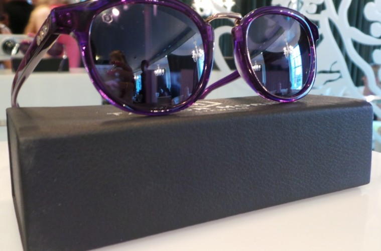 Taylor Morris Limited edition purple frame
