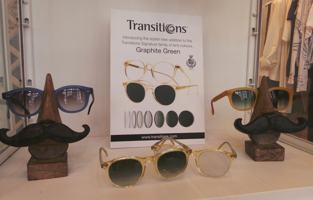Transitions New Partnership with EyeRespect