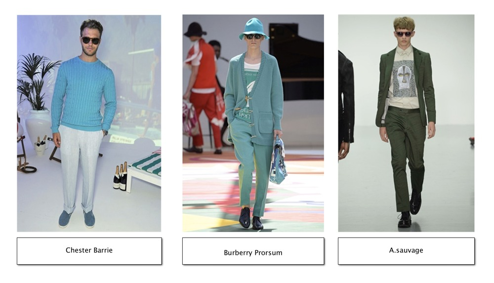 London Collection: Men S/S 2015