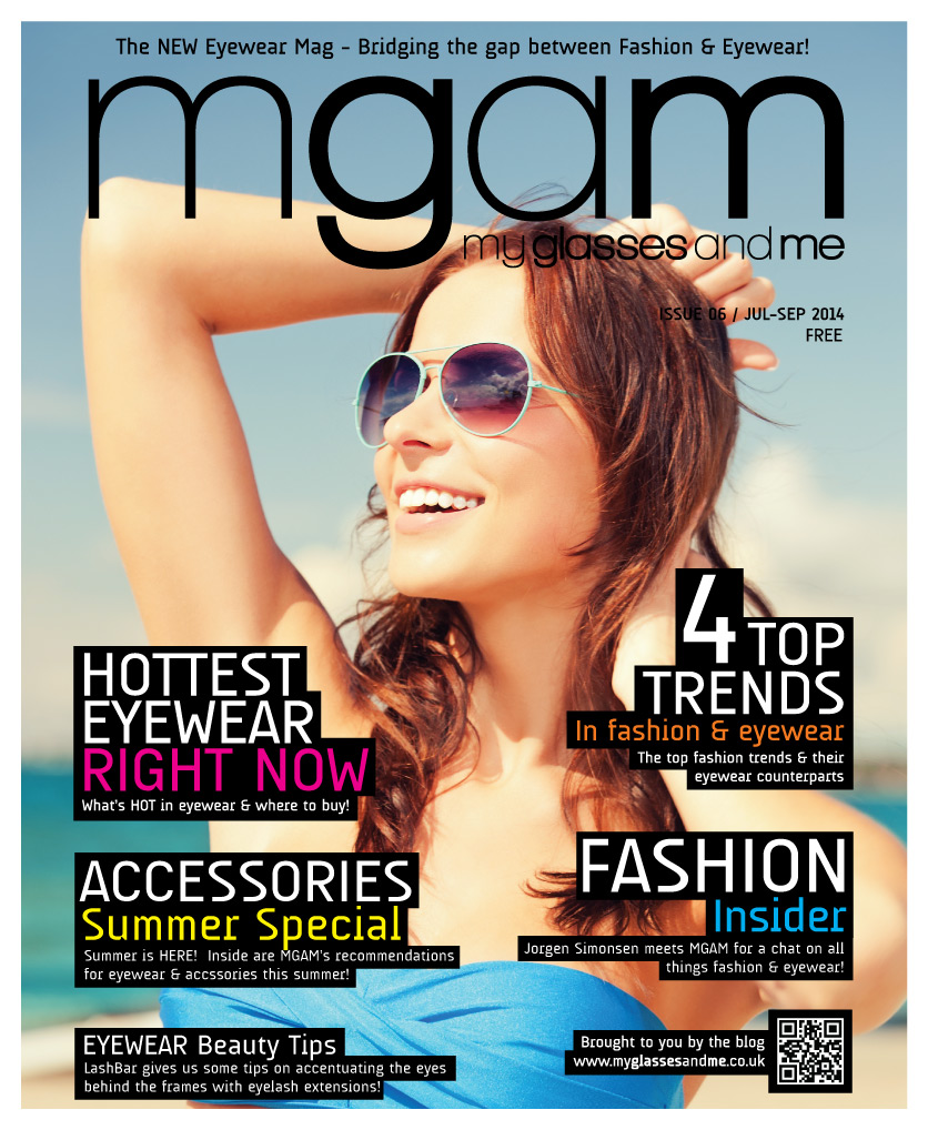 MGAM Magazine Issue 6 Cover