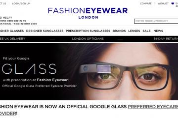 Google Glasses Preferred Optician