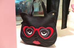 Red or Dead 2014 Cat Handbag