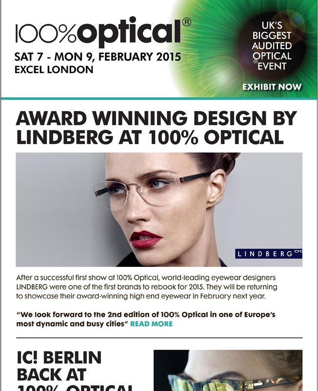 100% Optical 2015