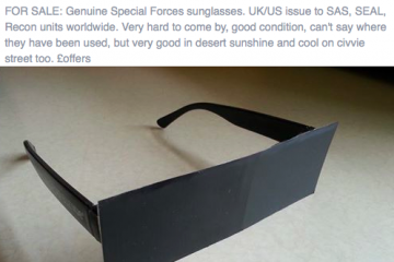 Special Force Sunglasses