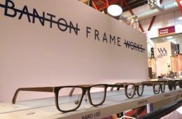 Banton Frames at 100% Design