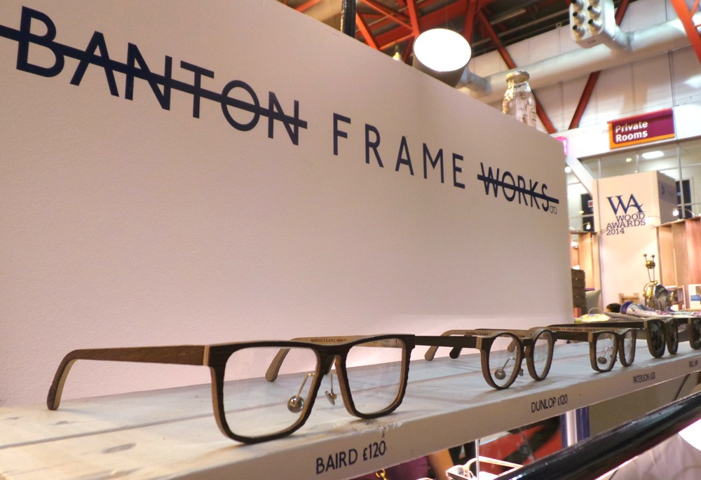Banton Frames at 100% Design