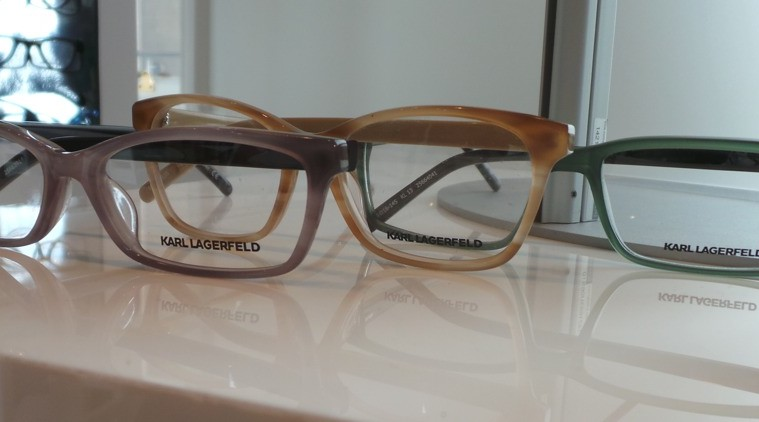 86aabbb2418c Karl Lagerfeld Glasses Available Now at Specsavers - MyGlassesAndMe ...