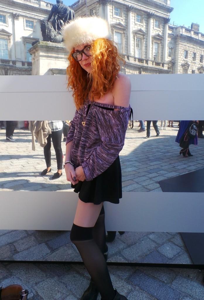 London Fashion Week SS2015 Street Style
